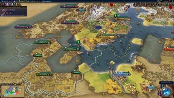 Screenshot1 - Civilization VI - Vikings Scenario Pack