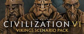 Sid Meier's Civilization VI:Vikings Scenario Pack