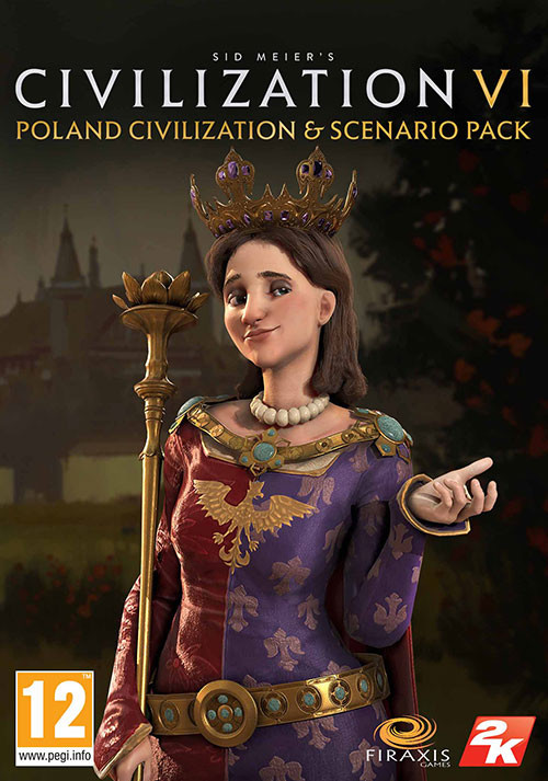 Civilization VI - Poland Civilization & Scenario Pack - Packshot