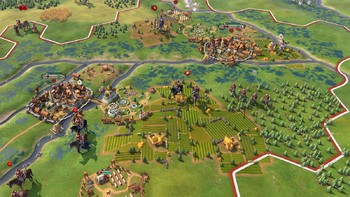 Screenshot2 - Civilization VI - Poland Civilization & Scenario Pack