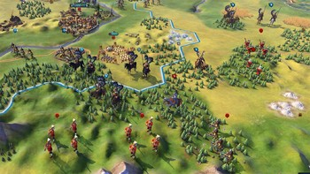 Screenshot3 - Civilization VI - Poland Civilization & Scenario Pack