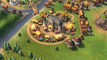 Screenshot6 - Civilization VI - Poland Civilization & Scenario Pack