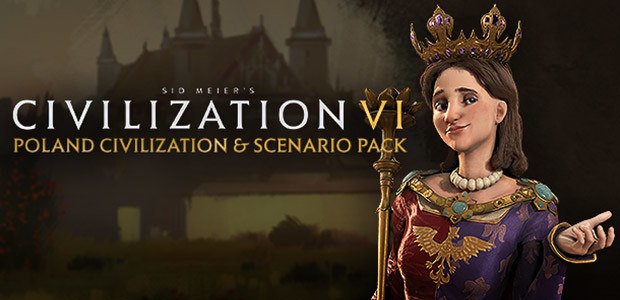 Civilization VI - Poland Civilization & Scenario Pack - Cover / Packshot