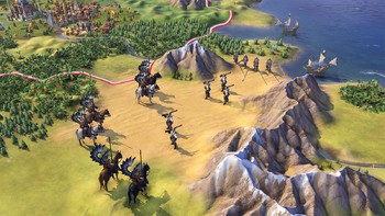 Screenshot5 - Civilization VI - Poland Civilization & Scenario Pack