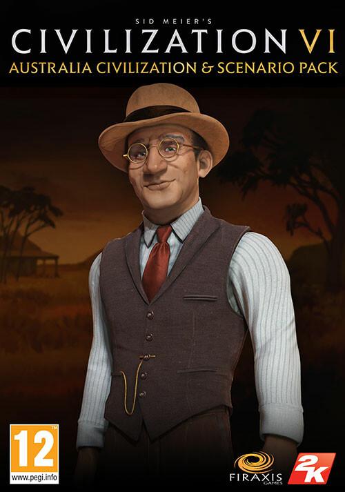 Sid Meier's Civilization VI - Australia Civilization & Scenario Pack - Packshot