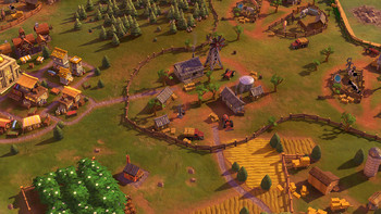 Screenshot1 - Sid Meier's Civilization VI - Australia Civilization & Scenario Pack