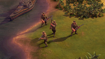 Screenshot2 - Sid Meier's Civilization VI - Australia Civilization & Scenario Pack