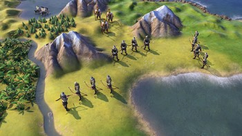 Screenshot6 - Sid Meier's Civilization VI - Persia and Macedon Civilization & Scenario Pack