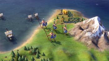 Screenshot3 - Sid Meier's Civilization VI - Persia and Macedon Civilization & Scenario Pack