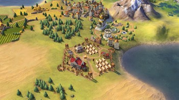 Screenshot5 - Sid Meier's Civilization VI - Persia and Macedon Civilization & Scenario Pack