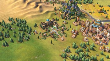 Screenshot1 - Sid Meier's Civilization VI - Persia and Macedon Civilization & Scenario Pack