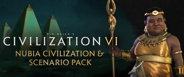 Sid Meiers Civilization VI: Nubia Civilization & Scenario Pack