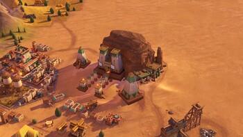 Screenshot3 - Sid Meiers Civilization VI: Nubia Civilization & Scenario Pack