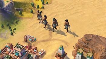 Screenshot1 - Sid Meiers Civilization VI: Nubia Civilization & Scenario Pack