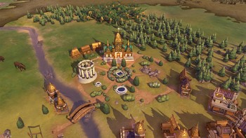 Screenshot6 - Sid Meier's Civilization VI - Khmer and Indonesia Civilization & Scenario Pack