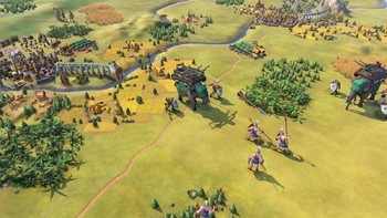 Screenshot2 - Sid Meier's Civilization VI - Khmer and Indonesia Civilization & Scenario Pack