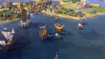 Screenshot5 - Sid Meier's Civilization VI - Khmer and Indonesia Civilization & Scenario Pack