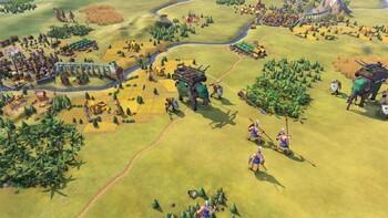 Screenshot2 - Sid Meier's Civilization VI - Khmer and Indonesia Civilization & Scenario Pack