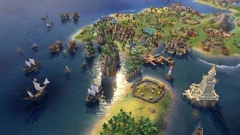 Screenshot3 - Sid Meier's Civilization VI - Khmer and Indonesia Civilization & Scenario Pack