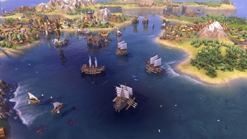 Screenshot4 - Sid Meier's Civilization VI - Khmer and Indonesia Civilization & Scenario Pack