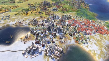 Screenshot1 - Sid Meier's Civilization VI: Rise and Fall