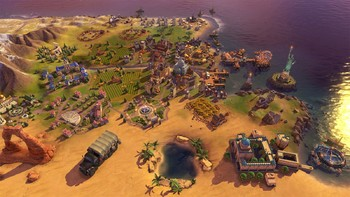 Screenshot2 - Sid Meier's Civilization VI: Rise and Fall