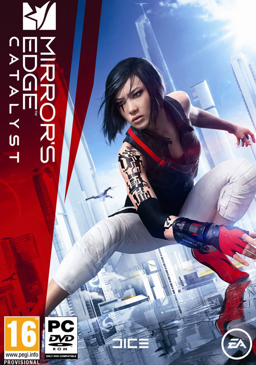 Mirror's Edge Catalyst - Cover