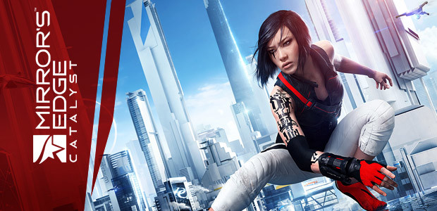 Mirror's Edge Catalyst - Cover / Packshot