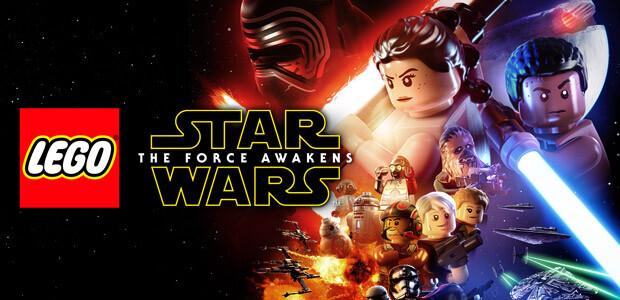 LEGO Star Wars: The Force Awakens - Cover / Packshot