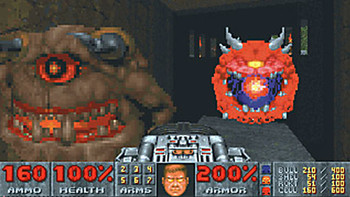 Screenshot1 - Doom Classic Complete