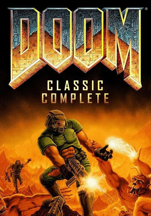 Doom Classic Complete - Cover / Packshot