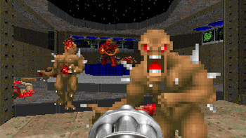 Screenshot4 - Final DOOM