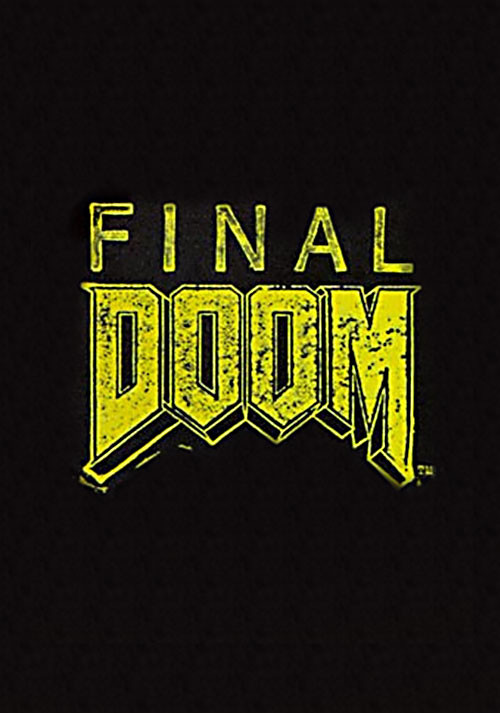 Final DOOM - Cover / Packshot