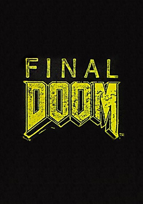 Final DOOM - Cover / Packshot
