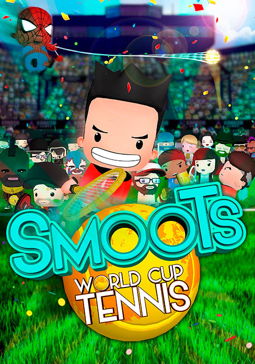 Smoots World Cup Tennis - Cover / Packshot