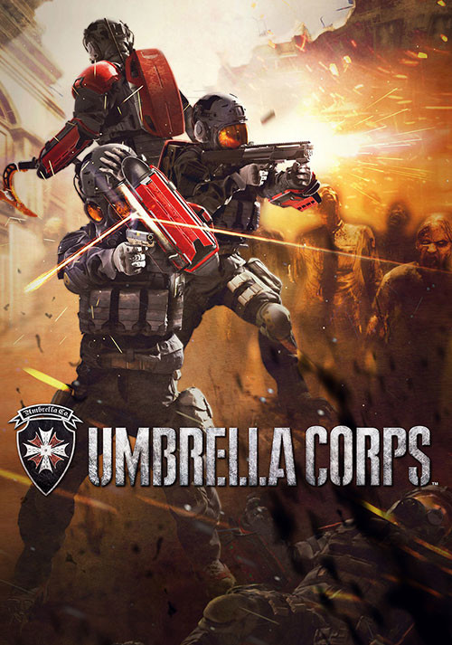 Umbrella Corps - Cover / Packshot
