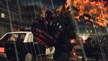 Screenshot1 - Umbrella Corps
