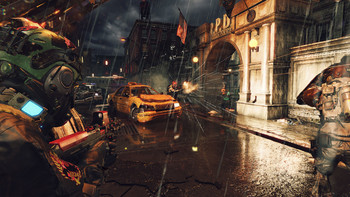 Screenshot4 - Umbrella Corps