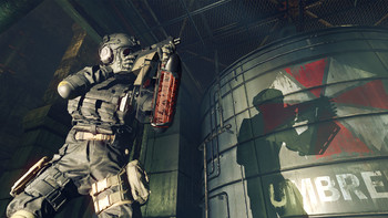 Screenshot1 - Umbrella Corps - Deluxe Edition