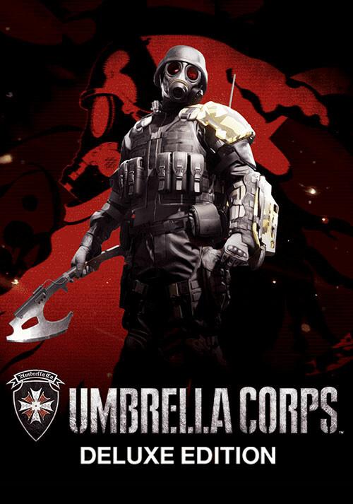 Umbrella Corps - Deluxe Edition - Cover