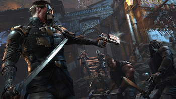 Screenshot1 - The Technomancer