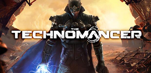 The Technomancer - Cover / Packshot