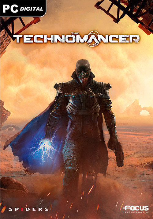 The Technomancer - Cover / Packshot