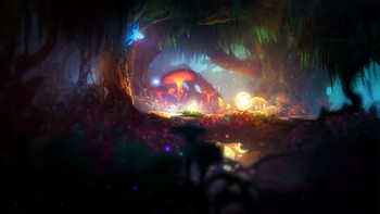 Screenshot7 - Ori and the Blind Forest: Definitive Edition