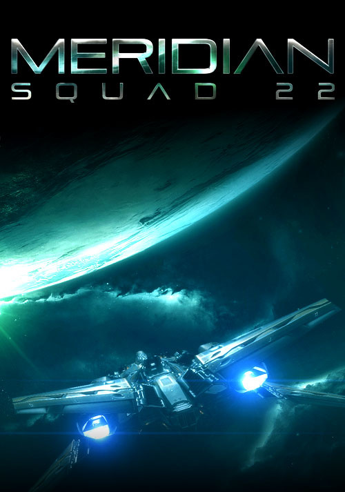 Meridian: Squad 22 - Cover / Packshot