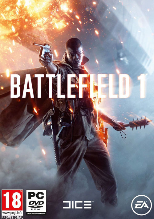 Battlefield 1 - Packshot