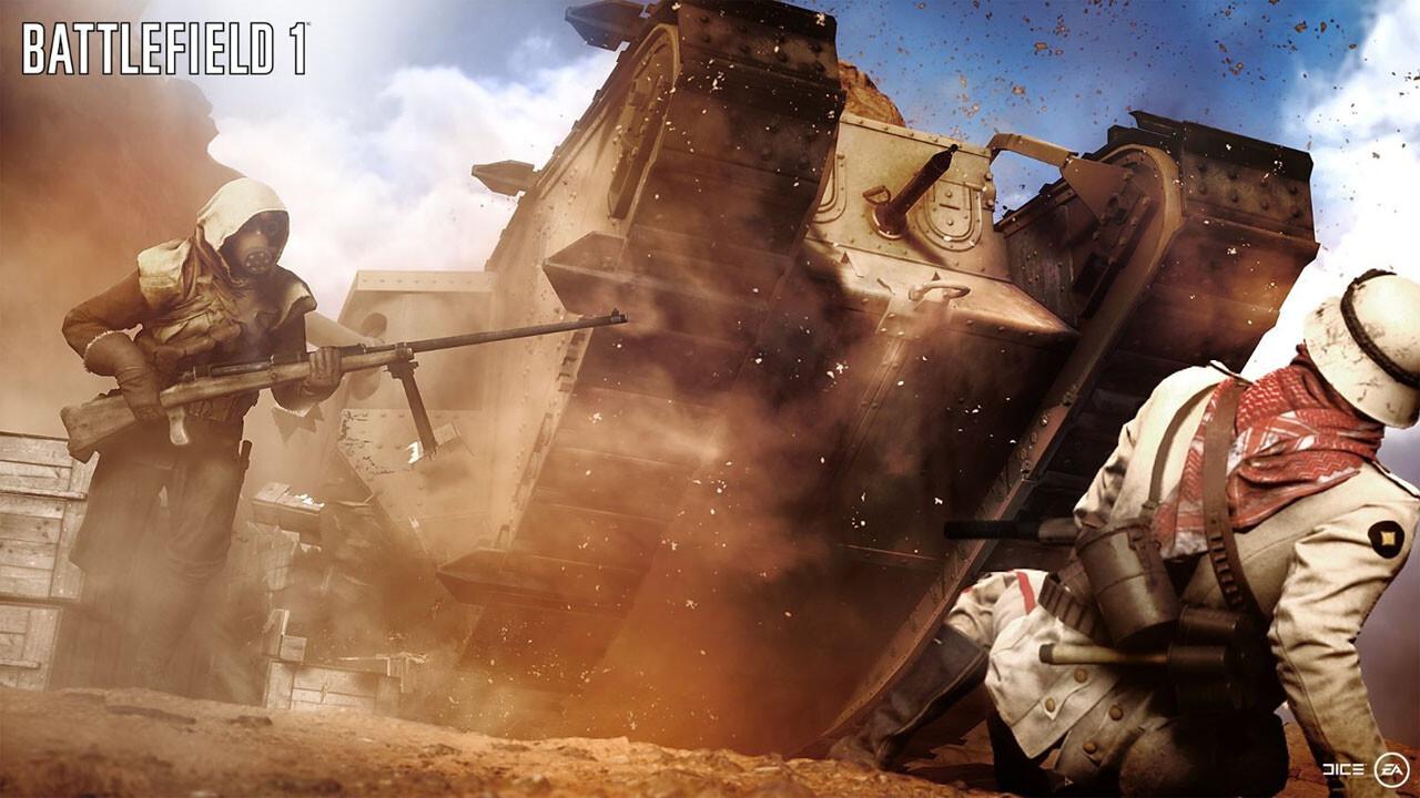 Battlefield 1 EA Origin für PC online kaufen