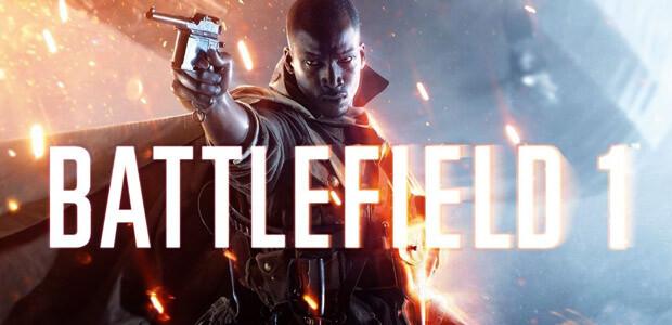 Battlefield 1 - Cover / Packshot