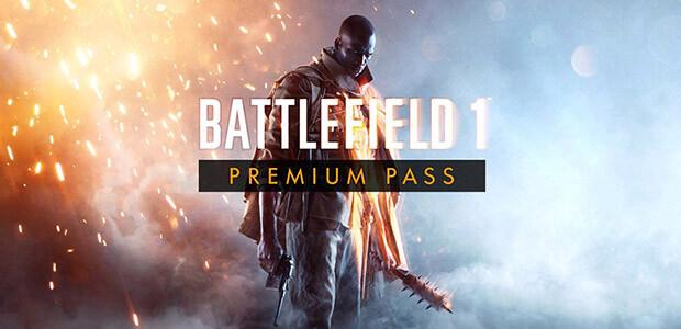 Battlefield 1 Premium Pass - Cover / Packshot