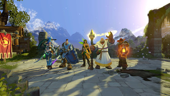 Screenshot9 - Champions of Anteria